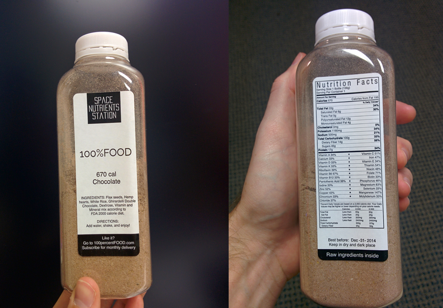 Review 100 Food A Liquid Meal Replacement Techgraphs