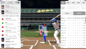 Want to see that first inning Sam Fuld triple? Too bad. Instead, feast your eyes on this, the final -- and very meaningless -- at bat of the game!